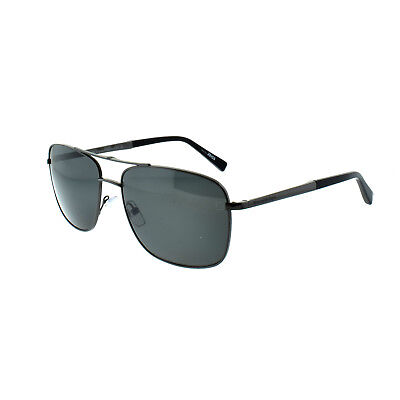 2de5966f927 ERMENEGILDO ZEGNA EZ0021-08D Mens Polarized Sunglasses Dark Gunmetal ...