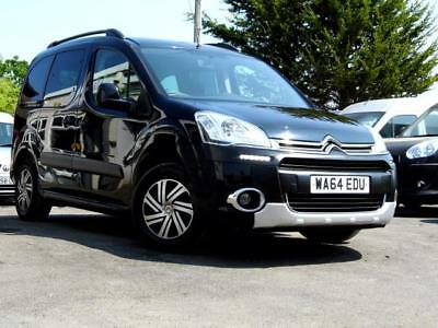 Citroen Berlingo wav wheelchair accessible vehicle disabled access car