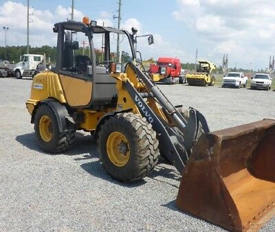 2012 Volvo L25FP 4X4 Compact Wheel Loader. Coming Soon!