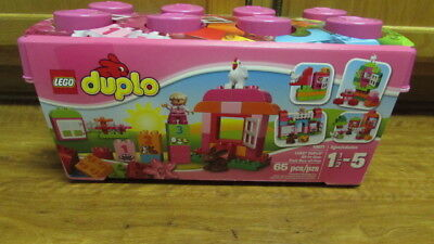 LEGO Duplo All-in-One-Pink-Box-of-Fun (
