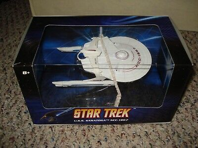 Hot Wheels STAR TREK 1:50 Scale Diecast USS SARATOGA NCC-1867