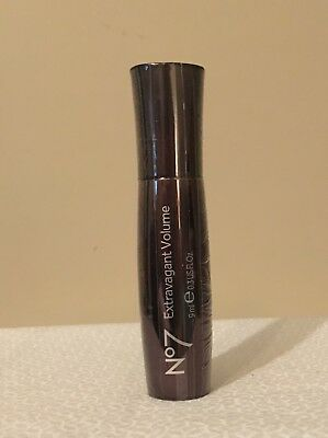 fa5c84579b4 BOOTS NO7 STAY Perfect Long Lasting Volume Mascara Black 7ml Sealed ...