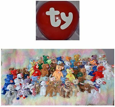 Ty Beanie Babies & Bears ~ From Only $4 Each! See Photos