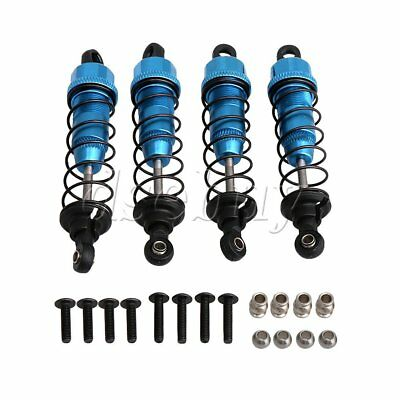 4PCS Blue Aluminium Alloy RC1:10 Shock Absorber 511167 for FS off-road car
