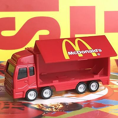 McDonald's Truck Car Figure Toy A1