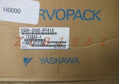 One Yaskawa SGDH-30AE-RY414 NEW-