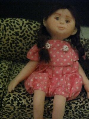 1/12 Miniature Child Doll, Suzi Q