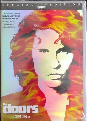 The Doors (DVD) Special Edition, Meg Ryan, Val Kilmer, Oliver Stone, BRAND NEW