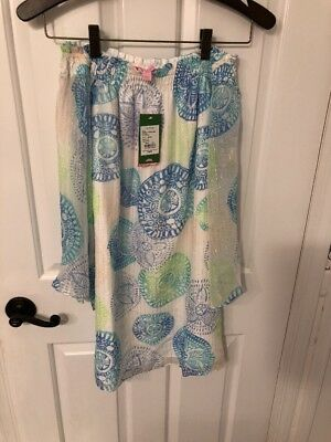 fd87958b8a862e NEW! Lilly Pulitzer ABI SILK SHIFT DRESS Dune Our Thing $258 Size XXS