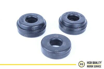 Deutz Set of Engine Mounting Rubbers 02249777, 02249778 for 1011, 2011