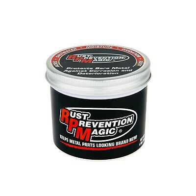 Rust Prevention Magic (RPM) – Award Winning & Lab Certified Rust Prevention 4 oz