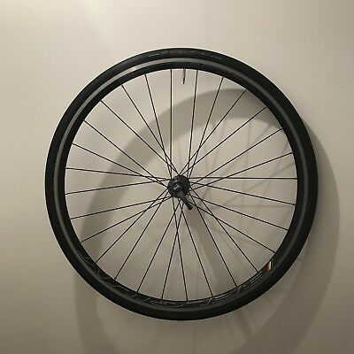 HED Belgium C2 Clincher Wheelset - Handbuilt with Hope Hubs - Great Condition