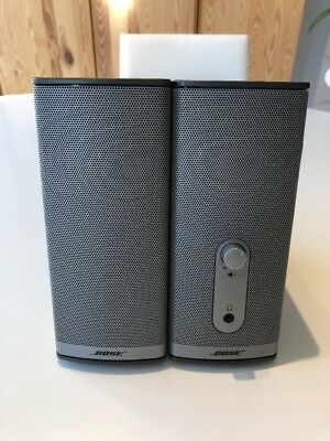 Bose Companion 2 Series II Desktop Speakers