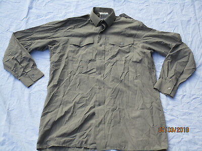 Shirt Mans  Tropical Stone,  Long Sleeve, Tropen Hemd, langarm, Gr. 44 ,#3