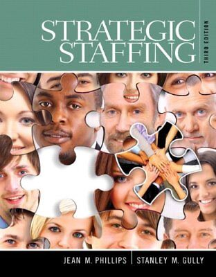 [PDF] Strategic Staffing 3rd Edition by Jean M. Phillips [ GLOBAL EDITION ]