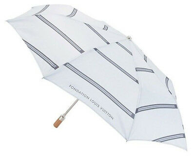 Louis Vuitton Fondation Gray Umbrella *new*