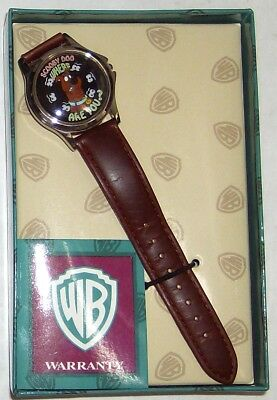 Scooby Doo Novelty Watch Made For The Warner Bros. Store By Fossil In 1994