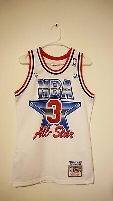MITCHELL AND NESS Patrick Ewing 1991 Authentic Jersey NBA All-Star ... 091959715