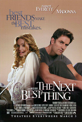 The Next Best Thing (2000) original movie poster - single-sided - rolled