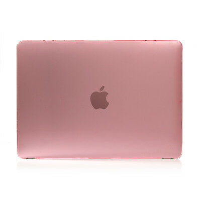 "For MacBook Pro Air 11""12""13""15""Shockproof Shell Protective Rubber Case Cover"
