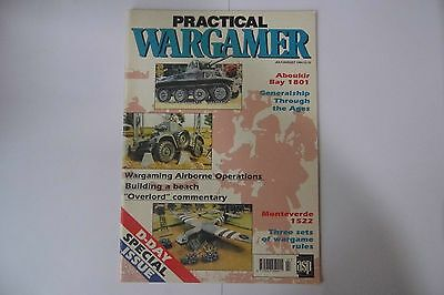 Practical Wargamer July/aug 1994 D-Day Special Issue Wargames Magazine