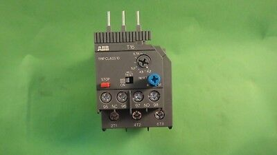 ABB Thermal Overload Relay 4.2A - 5.7A 1SAZ711201R1038 NEW IN BOX