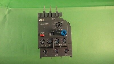 ABB T16 Mini Thermal Overload Relay 1.70-2.30 Amp NEW IN BOX
