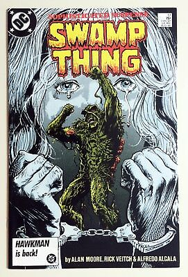 SWAMP THING 51 (DC, 1986) NM 9.4 Near Mint Alan Moore Justice League Dark
