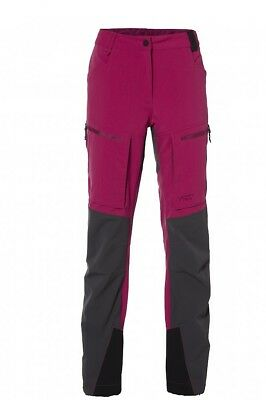 North Bend Trekk Pants Women Outdoorhose Trekkinghose Wanderhose magenta