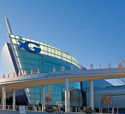 Georgia Aquarium Tickets $30  A Promo Discount Savings Tool