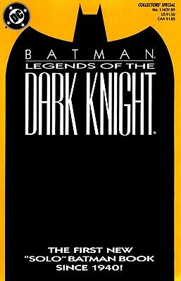 Us Comics Legends Of The Dark Knight Complete Digital Collection On Dvd