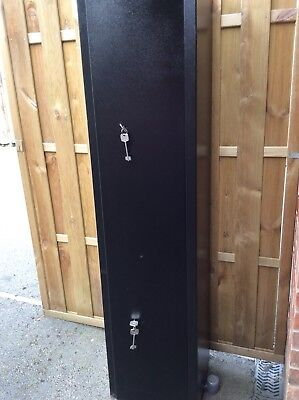 6/3 gun cabinet with ammo safe & 6/3 GUN CABINET with ammo safe - £75.00 | PicClick UK