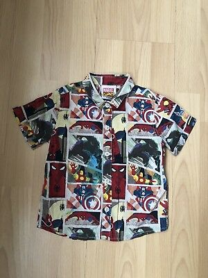 Boys Marvel Spiderman Shirt From Next 9-12 Months