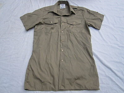 Shirt Mens Stone, Short Sleeve, Tropical Shirt,Short Sleeve,Size 45,#1