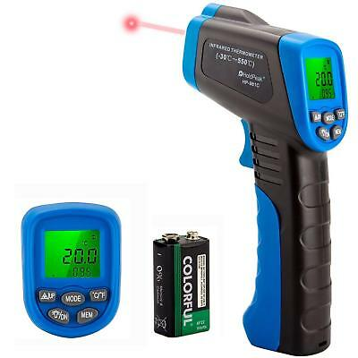 Digital Infrared Laser Gun Thermometer IR Temperature Thermal Heat Sensor Gauge