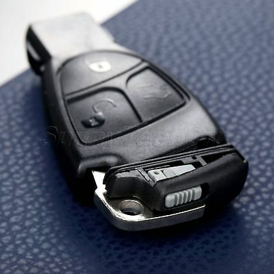 3 Buttons Keyless Entry Lock Remote Case Shell Fob for 2001-2009 Mercedes CLK
