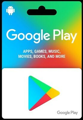 Canada Canadian Google Play Gift Card 15$ Play Brawl Stars