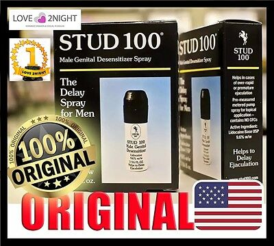Delay Spray For Men / Original / LOVE 2NIGHT