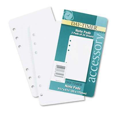 Day-Timer® Loose-Leaf Lined Pages, 3 3/4 x 6 3/4 767199871285