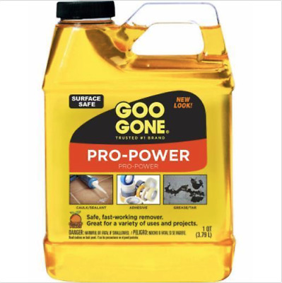 NEW Goo Gone 32 Oz.Citrus Powered Solution For Tough Cleaning Problems