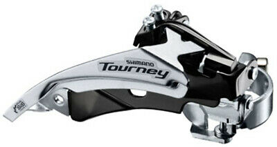 Shimano Tourney FD-TY510 Low-Clamp Dual-Pull Front Derailleur