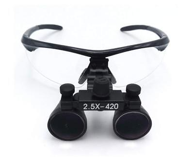 Dental 2.5X Anti-fog Surgical Binocular Magnifier Optical Glass Medical Loupes