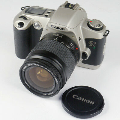 Canon EOS 500 N 35mm SLR Kit mit 28-80/3.5-5.6 EF (FN016948)
