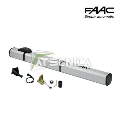 Actuator engine hydraulics FAAC S450H CBAC 24V 104100 door swing 2 m