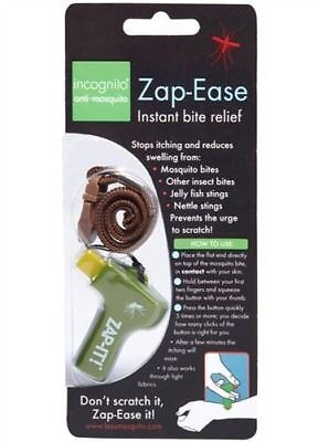 Incognito Zap-Ease Instant Bite Relief [25g] (6 Pack)