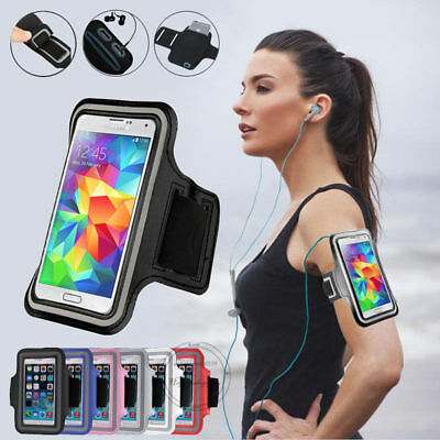 Phone Armband Sport Running Arm Band Holder for iPhone 7 Plus 6 5 Samsung S7 S8