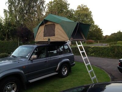 HANNIBAL ROOF TENT 4x4 (land rover, land cruiser, defender)