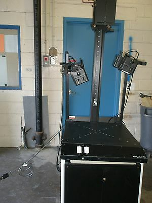 Bencher Vp400 Tabletop Producer Copystand With Tower And 4 Quartz Halogen Copy L