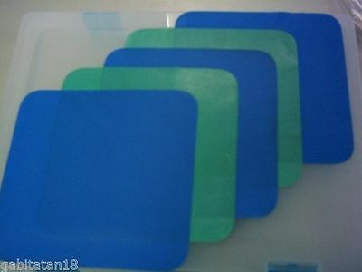 "DENTAL Rubber dam sheet based on natural latex 5"" x 5"" Dental Supply"