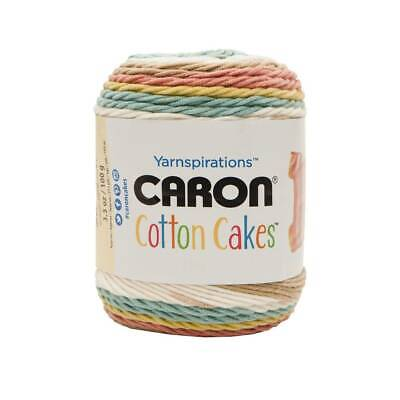 NEW Caron Cotton Cakes 100 G By Spotlight